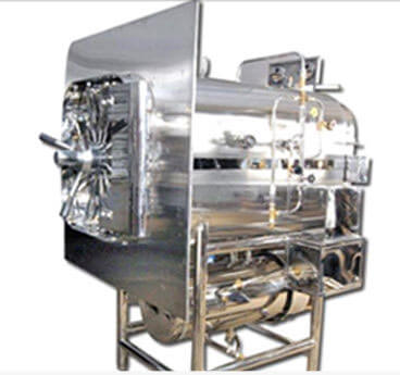 Horizontal High Pressure Autoclave Exporter